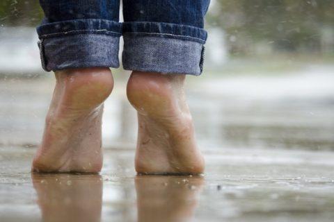 Des Semelles orthopédiques pour les problèmes de pieds !