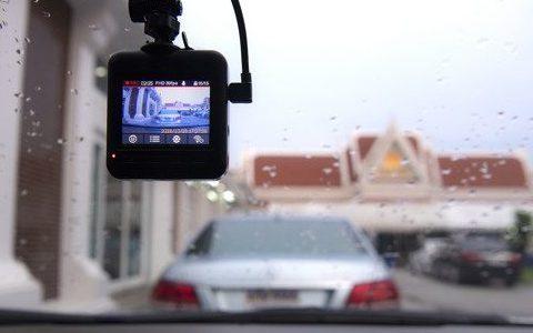 Dashcam : une caméra de sécurité pour votre voiture !