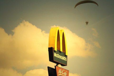 Articles les plus vendus du menu McDonald's